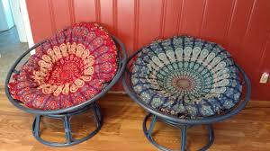 papasan chair cover papasan chair makeover outoftheashe