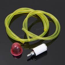 gardening mower weedeater gas fuel line filter for poulan