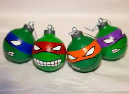 retro reptile ornaments turtle ornaments