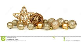 gold christmas gold christmas ornament border stock image image 46476415
