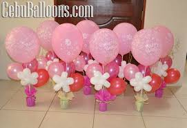 balloon centerpiece balloon stick centerpiece cebuballoons designs dma homes 79533