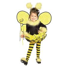 fairy halloween costume kids bumblee bee toddler child costume buycostumes com