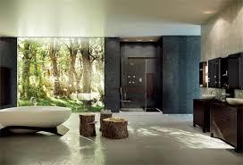 Natural Bathroom Design Ideas Modern Bathroom Design Interior - Nature interior design ideas