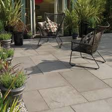 Slabbed Patio Designs Paving Walling Outdoor Garden Diy At B Q