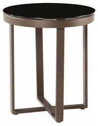 30 inch tall side table tall side table modern amber outdoor contemporary pertaining to 2