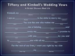 7 best images of wedding vow mad libs wedding vow mad libs