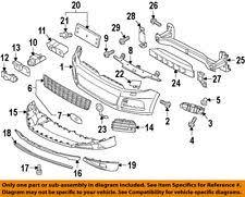 car u0026 truck bumpers for volkswagen touareg genuine oem ebay
