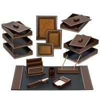 Brown Leather Desk Accessories Desk Accessories Leather Desk Accessories Desk Gift Ideas For