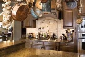 Tuscan Style Kitchen Cabinets How To Design A Tuscan Kitchen Home Guides Sf Gate