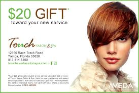 specials touch salon u0026 spa tampa fl