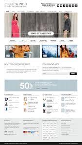 jessica wordpress ecommerce theme