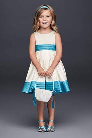 flower girl dresses flower girl dresses in various colors styles david s bridal