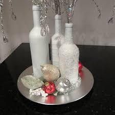 Wine Glass Decorating Ideas Wine Bottle Decorating Ideas 12