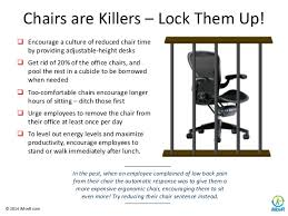 Back Pain When Getting Out Of Chair New Strategies For Getting Moving In The Workplace