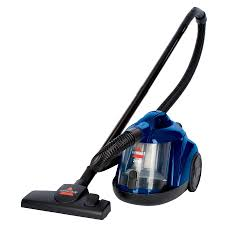 Shop Vacs At Lowes by Shop Bissell Zing Bagless Canister Vacuum At Lowes Com