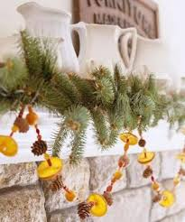 christmas decorations how to make dried fruit ornaments pine