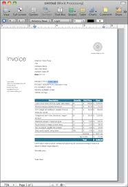 business templates for pages and numbers invoice template pages tire driveeasy co