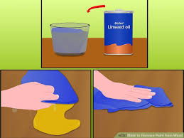 How To Strip Painted Cabinets 4 Ways To Remove Paint From Wood Wikihow