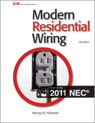 modern residential wiring 9th edition