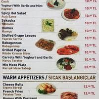 Ottoman Cafe Ottoman Cafe Restaurant Cağaloğlu Istanbul Zomato Turkey