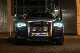 rolls royce outside 2015 rolls royce ghost series 2 review carwitter