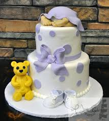 cakes for baby showers baby shower cake with fondant diabetesmang info