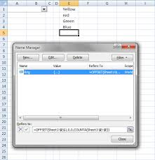 working with combo boxes form control using vba
