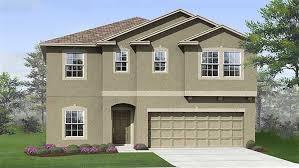 Ryland Homes Orlando Floor Plan by Waterside Pointe Manor New Homes In Groveland Fl 34736