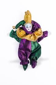 mardi gras doll mardi gras porcelain doll stock image image of jester 85352593