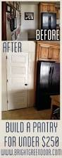 How To Design A Kitchen Pantry Best 25 Building A Pantry Ideas On Pinterest Pantries Pantry