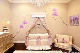 purple baby bedding sets at home and interior design ideas