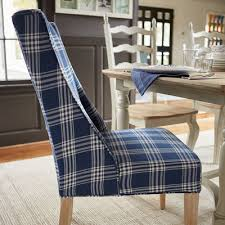 owen hearth navy dining chair with natural whitewash wood pier 1