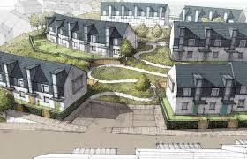 green housing design killynure green wins best social housing project at rsua design