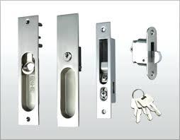 Patio Door Bolt Lock Sliding Door Locks Circular Design Bathroom Hook Lock For Sliding