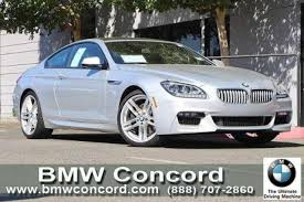 bmw of oakland used bmw 6 series for sale in oakland ca edmunds