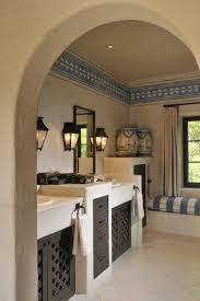 Mediterranean Style Home Interiors Best 25 Orange Mediterranean Style Bathrooms Ideas Only On