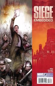 siege macdonald siege embedded vol 1 3 marvel database fandom powered by wikia