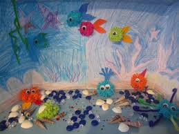little townhome love under the sea pom pom creature craft