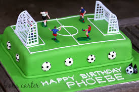 soccer cake soccer cake 1a