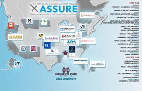 Louisiana Tech Map by Assureuas News