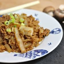 Chinese Main Dishes Easy - cabbage rice this one dish meal is native to the hokkien chinese