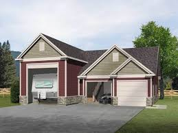rv garages with living quarters house with rv garage u2013 house plan 2017