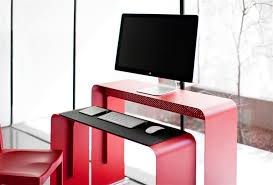 Narrow Desks For Small Spaces Best Small Desks For Your Small Space Freshome
