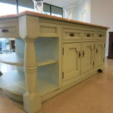 used kitchen islands for sale southton bronze and white kitchen island kitchen trader