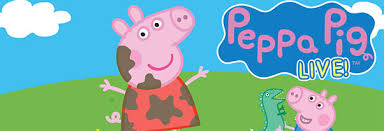 upcoming shows peppa pig live