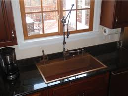 vintage kitchen faucets kitchen cool ideas for kitchen decoration using undermount brown