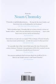 who rules the world noam chomsky 9781627793810 books amazon ca