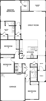 floor plans for new homes plan 1915 new home floor plan in the enclaves at the parks by kb