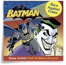 batman books kids 8