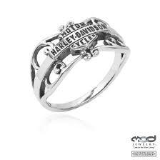 Harley Davidson Wedding Rings by Ladies Hd Biker Jewelry Rings Bracelets Harley Davidson Franklin
